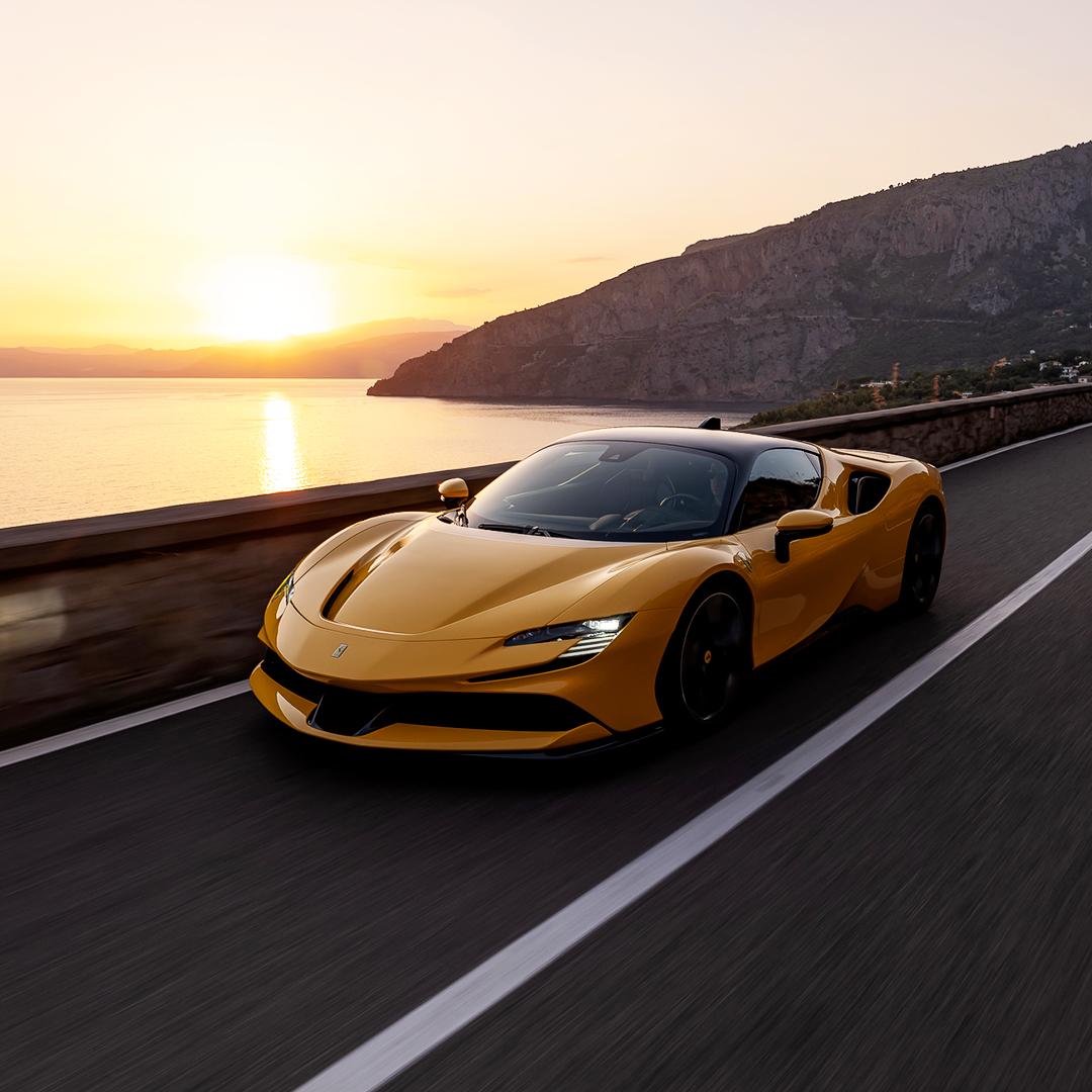 Home Ferrari Québec